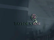 Taylor N Rose Logo - Entry #47