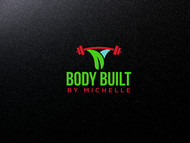 Body Built by Michelle Logo - Entry #16