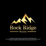 Rock Ridge Wealth Logo - Entry #374
