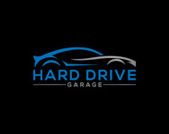 Hard drive garage Logo - Entry #155