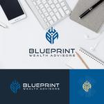 Blueprint Wealth Advisors Logo - Entry #179