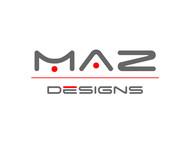 Maz Designs Logo - Entry #109