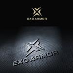 EXO Armor  Logo - Entry #124