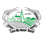 Casa Mia Manor House Logo - Entry #19