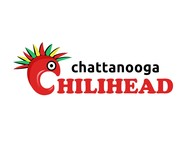 Chattanooga Chilihead Logo - Entry #122