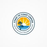 coast to coast canvas Logo - Entry #53