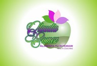 Claudia Gomez Logo - Entry #175