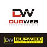 Durweb Website Designs Logo - Entry #167