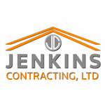 Jenkins Contracting LTD Logo - Entry #48
