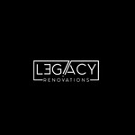 LEGACY RENOVATIONS Logo - Entry #45
