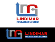 Lindimar Metal Recycling Logo - Entry #94