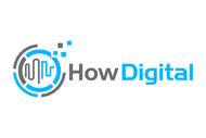 How Digital Logo - Entry #130
