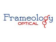 Frameology Optical Logo - Entry #2