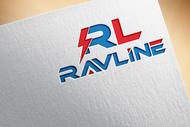 RAVLINE Logo - Entry #206