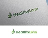 Healthy Livin Logo - Entry #595