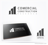 Commercial Construction Research, Inc. Logo - Entry #200
