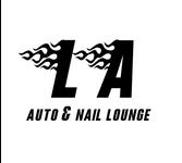 Leah's auto & nail lounge Logo - Entry #196