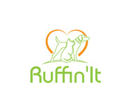 Ruffin'It Logo - Entry #158