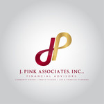 J. Pink Associates, Inc., Financial Advisors Logo - Entry #471