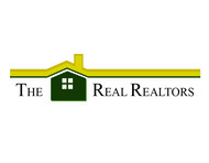 The Real Realtors Logo - Entry #114