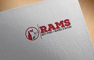 Rams Duty Free + Smoke & Booze Logo - Entry #117