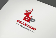 Billeaud Farms Logo - Entry #116