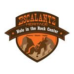 Escalante Heritage/ Hole in the Rock Center Logo - Entry #42
