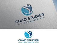 Chad Studier Insurance Logo - Entry #227