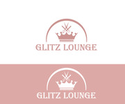 Glitz Lounge Logo - Entry #114