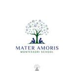 Mater Amoris Montessori School Logo - Entry #576