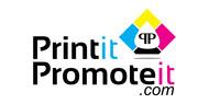 PrintItPromoteIt.com Logo - Entry #257