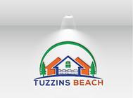 Tuzzins Beach Logo - Entry #283