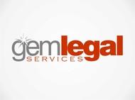 Gem Legal Services Logo - Entry #7