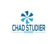 Chad Studier Insurance Logo - Entry #410