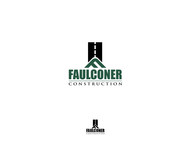 Faulconer or Faulconer Construction Logo - Entry #312