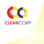 B2B Cleaning Janitorial services Logo - Entry #82