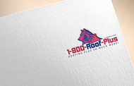 1-800-Roof-Plus Logo - Entry #36