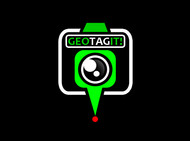 Android/iOS GPS/Photo tagging App Icon Logo - Entry #39