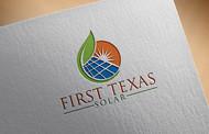 First Texas Solar Logo - Entry #32