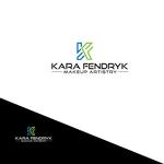 Kara Fendryk Makeup Artistry Logo - Entry #53