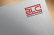 BLC Electrical Solutions Logo - Entry #244