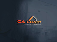 CA Coast Construction Logo - Entry #136