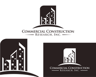 Commercial Construction Research, Inc. Logo - Entry #64