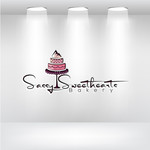 Sassy Sweethearts Bakery Logo - Entry #64