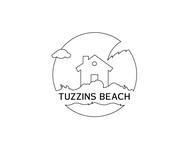Tuzzins Beach Logo - Entry #292