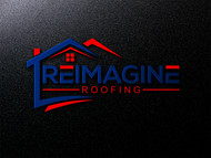 Reimagine Roofing Logo - Entry #103