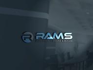 Rams Duty Free + Smoke & Booze Logo - Entry #26