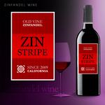 Zin Stripe Logo - Entry #19