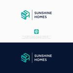 Sunshine Homes Logo - Entry #463