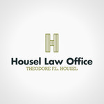 Housel Law Offices  : Theodore F.L. Housel Logo - Entry #78